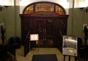 Eingang zum Keller Großer Keller