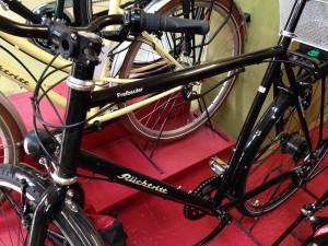 Fahrrad vom Typ Freibeuter