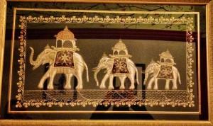 Fingerfood heilige Elefanten