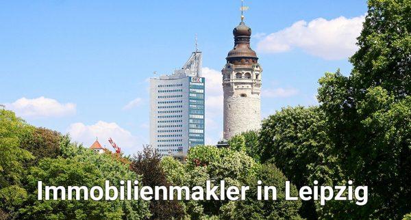 Den richtigen Immobilienmakler in Leipzig finden